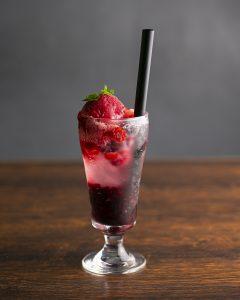 デザートドリンク:Berry×ベリー×べりー